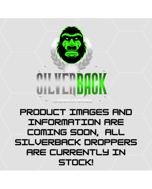 NEW! Silverback Labs GW501516 Oral Dropper Solution with pipette 25mg/ml - 30ml bottle