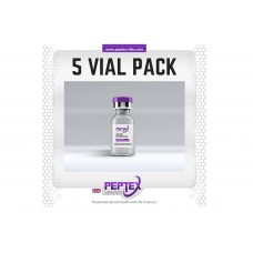 Bulk Pack - Peptex Laboratories CJC1295 with DAC 5mg - 5 vial pack