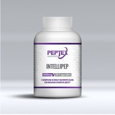 Peptex Laboratories Intellipep Ultimate Nootropic Formula - Adrafanil, Caffeine, L-Theanine