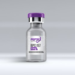 Peptex Laboratories BPC-157-5mg Peptide (Body Protection Compound - 157) 99%+ Purity
