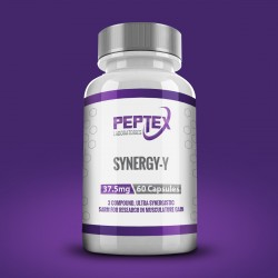 Peptex Laboratories Synergy Y (LGD4033, RAD140, MK677) - Lean Bulk SARM Multi Compound