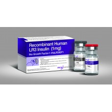 Peptex Laboratories Recombinant Human LR3 Insulin-like Growth Factor-1 rHuLR3IGF1 – 1mg.