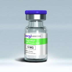 Peptex Laboratories Peg-MGF 5mg GMP Receptor Grade Vacuum Sealed Research Peptide 99%+ Purity