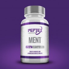 Peptex Laboratories MENT 25mg x 60 capsules