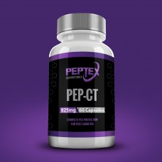 NEW STOCKS! Peptex Laboratories PEP-CT 825mg x 60 capsules PCT Anti Estrogen all in one Arimistane